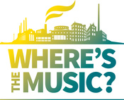Where's the Music? 2018 Norrköping