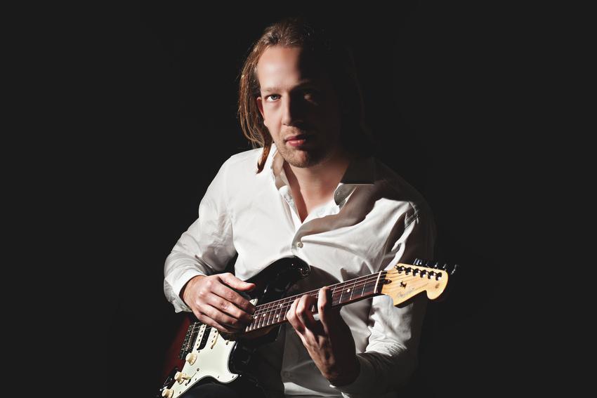 Fender nimmt den Gitarristen Marco Wriedt in den Kreis der Fender-Familie auf