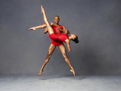 Tanz für Jedermann - Alvin Ailey American Dance Theater ab Juli 2017 auf Deutschlandtour