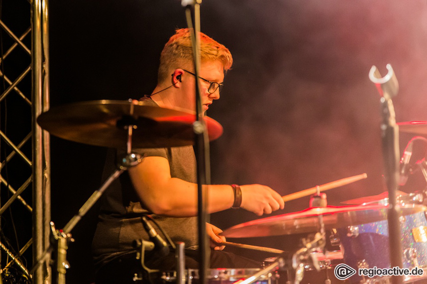 Fotos: Tim Ahmed & Band bei NewcomerTV in Oberursel 2017