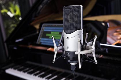 NAMM 2017: Sennheiser und Neumann stellen neue Mikrofone und Monitorboxen vor