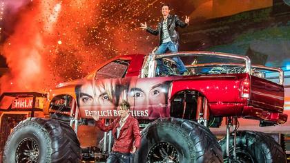 Erfolgsshow - Die Ehrlich Brothers verlängern ihre Deutschlandtour bis 2019