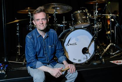 """Musikmesse 2017: Sonor bestätigt seine Präsenz in der """"Brandworld Drums"""""""