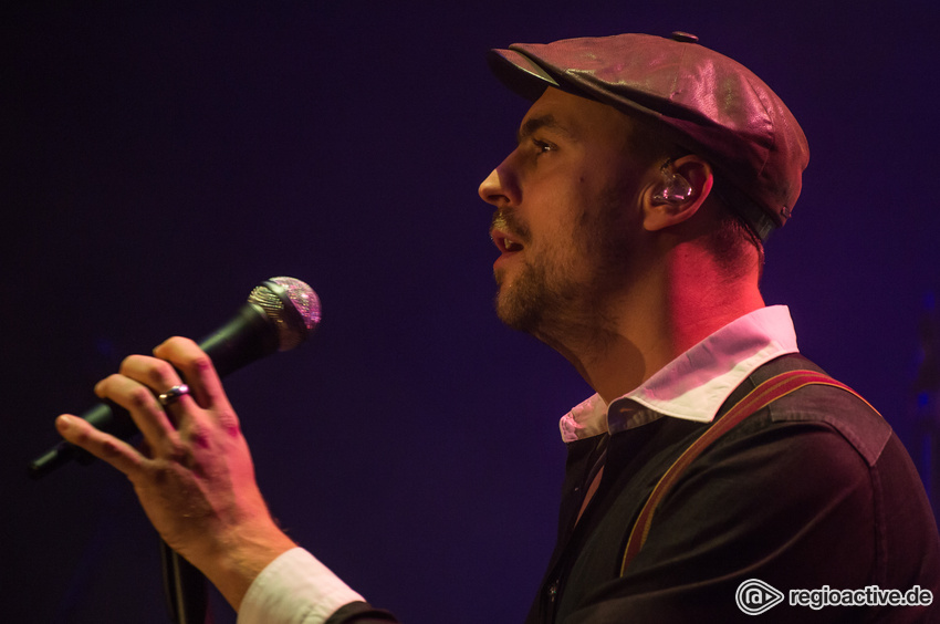 Vielseitig - Bunte Reise: Max Mutzke & monoPunk ab Januar 2019 auf Tour