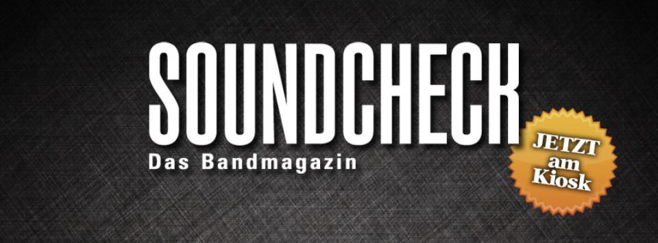 Bandportrait im SOUNDCHECK-Magazin