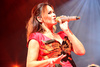Besser als Fernsehen - 25 Jahre Abenteuer Leben: Andrea Berg im Oktober 2017 auf Deutschlandtour