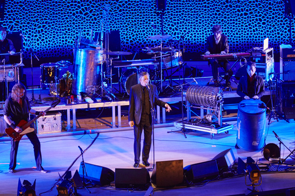Feuertaufe eines Konzerthauses - Die Einstürzenden Neubauten in der Hamburger Elbphilharmonie