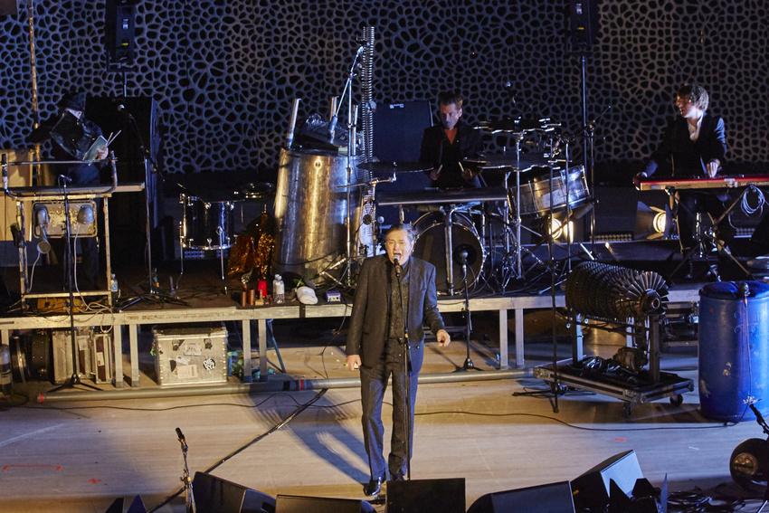 Einstürzende Neubauten (live in Hamburg, 2017)