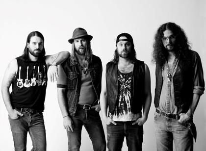 Die kanadische Erfolgsband ist wieder da - Monster Truck gehen im Frühjahr 2017 auf Deutschlandtour