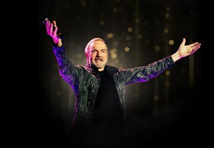 Goldenes Bühnenjubiläum - Neil Diamond: Konzerte in Deutschland, Österreich und der Schweiz im September 2017