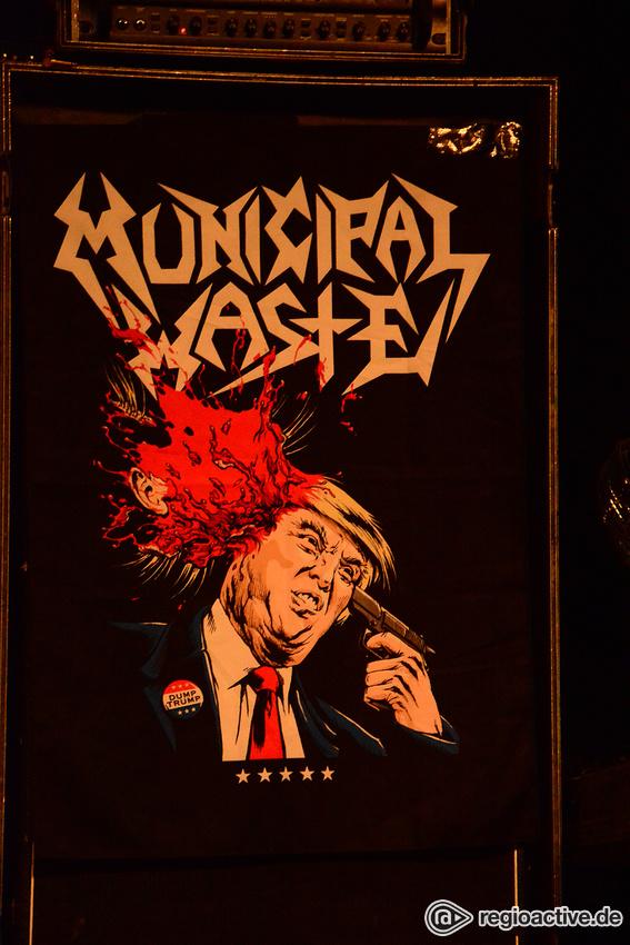 Municipal Waste (live in Wiesbaden, 2017)