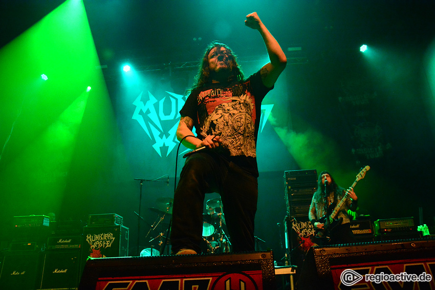 Municipal Waste (live in Wiesbaden, 2017)