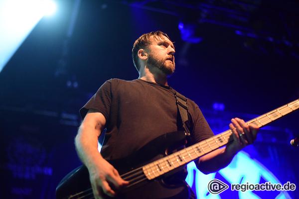 Autostädter - Bilder von Walls of Jericho live bei der EMP Persistence Tour 2017 in Wiesbaden