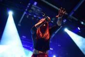 Bilder von Walls of Jericho live bei der EMP Persistence Tour 2017 in Wiesbaden