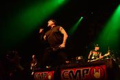 Agnostic Front: Live-Bilder von der EMP Persistence Tour 2017 in Wiesbaden