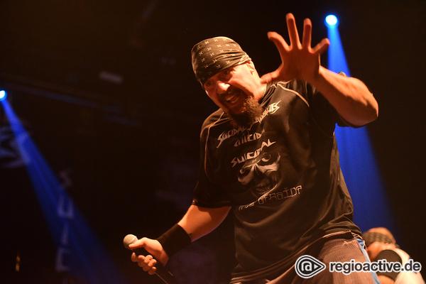 live in concert - Fotos: Suicidal Tendencies live bei der EMP Persistence Tour 2017 in Wiesbaden