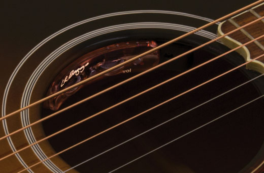 NAMM 2017: Neue L.R.Baggs Pickup-Systeme für Gitarre und Banjo