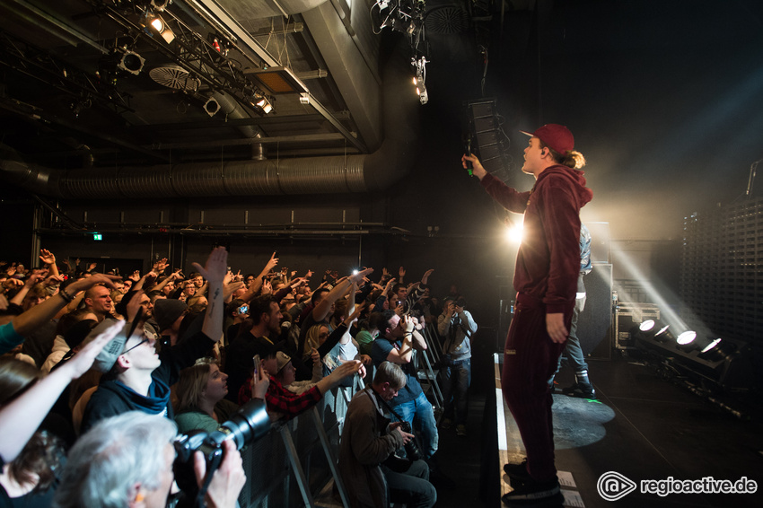 Sido (live in Heidelberg, 2017)
