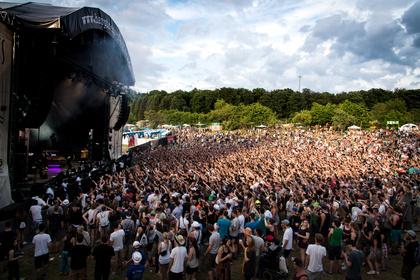 25 Jahre Happy - Das Happiness Festival feiert 2017 Jubiläum mit Marteria, Kraftklub uvm.
