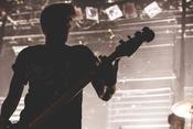 Rock-Star: Fotos von Jennifer Rostock live in der Frankfurter Batschkapp