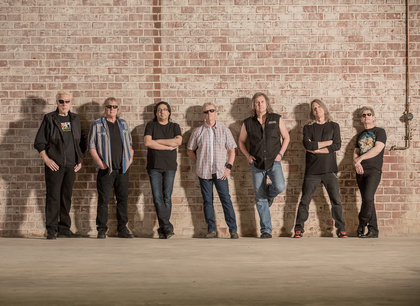 Yes, they can - Night Of The Prog 2017 bringt Kansas und die Ex-Yes-Stars von ARW auf die Loreley