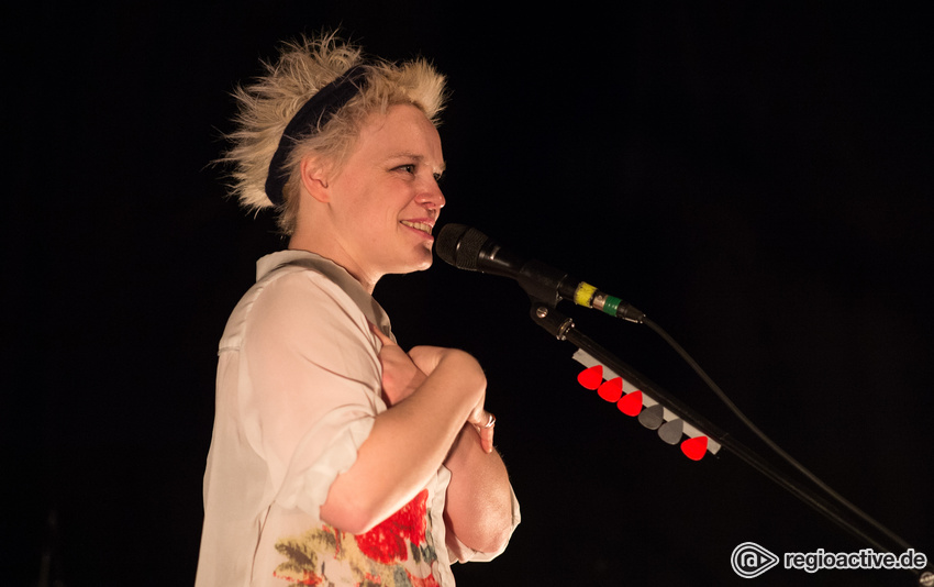Wallis Bird (live in Mannheim 2017)