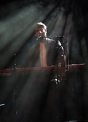 Bilder von Sam Vance-Law als Support von Wallis Bird live in Mannheim