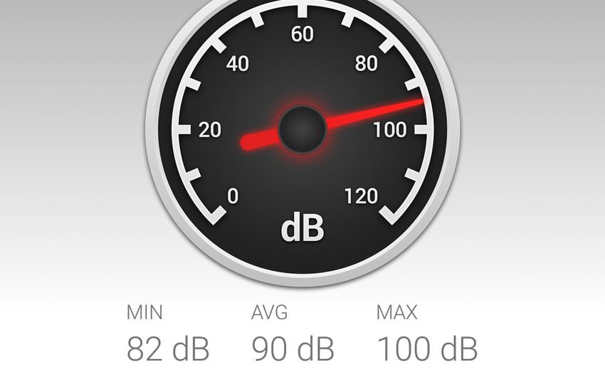 Messung mit der Smartphone-App