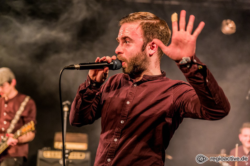 Fotos: Box Of X live bei NewcomerTV in Oberursel 2017