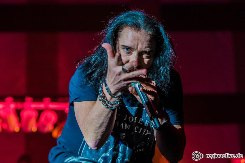 Fotos: Dream Theater live in Düsseldorf 2017