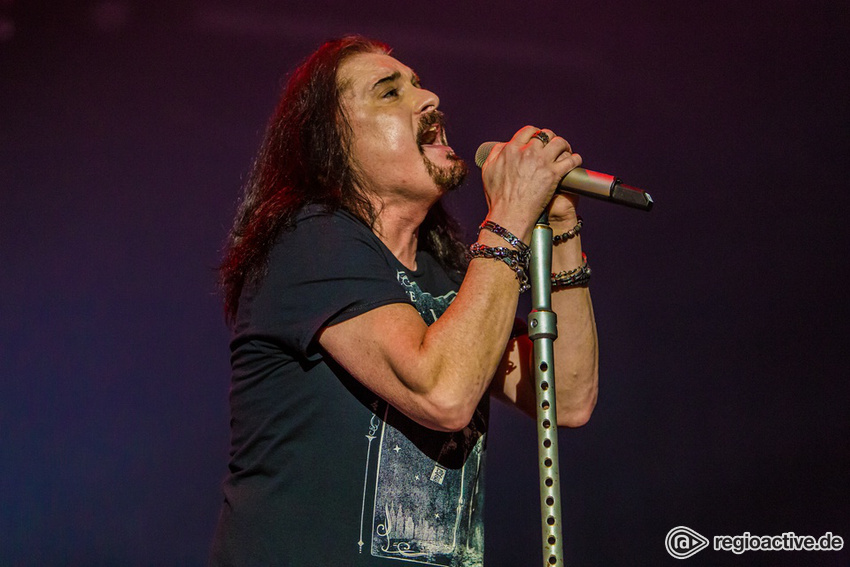 Fotos: Dream Theater live in Düsseldorf 2017
