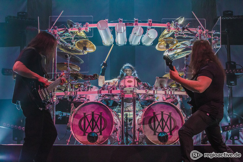 Dream Theater live in Düsseldorf 2017