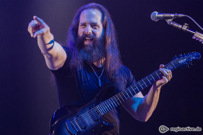 Dream Theater live in Düsseldorf 2017