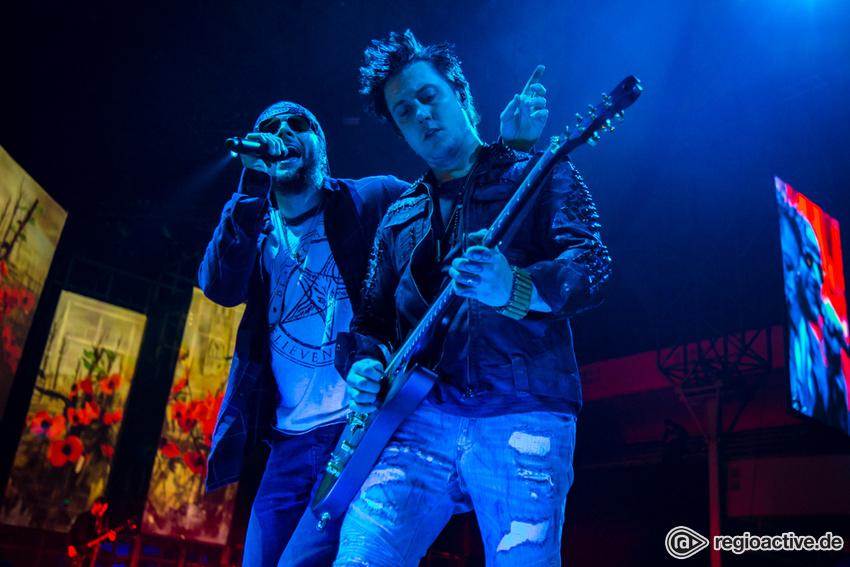 Avenged Sevenfold (live in Frankfurt, 2017)