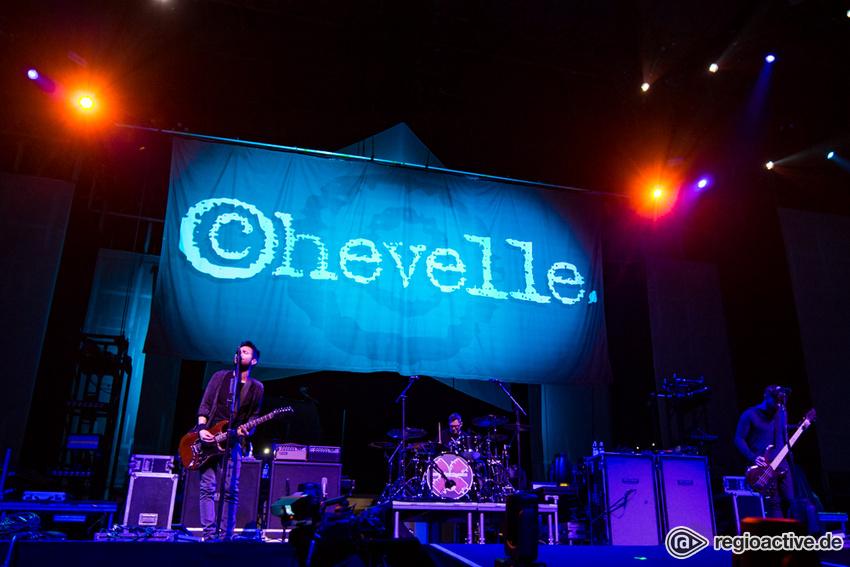 Chevelle (live in Frankfurt, 2017)
