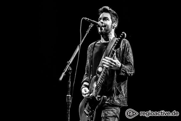 Die glorreichen Drei - Live-Fotos von Chevelle als Support von Avenged Sevenfold live in Frankfurt