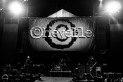 Live-Fotos von Chevelle als Support von Avenged Sevenfold live in Frankfurt