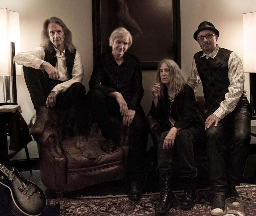 Revolutionär - Patti Smith geht 2020 mit Band auf Deutschlandtour (Update: verschoben!)
