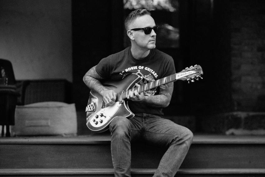 Rock aus Philadelphia - Dave Hause tourt im März 2017 durch Deutschland und Österreich