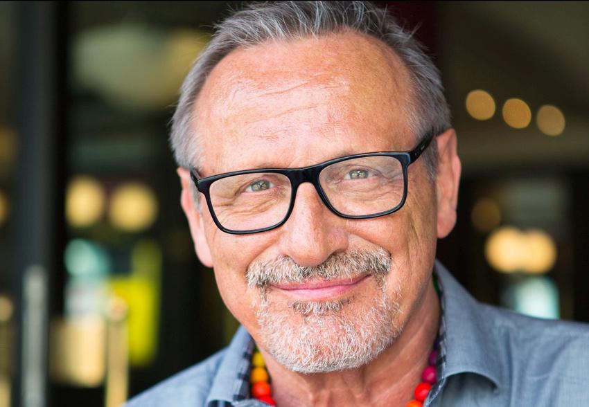 Liedermacher wird 70 - Konstantin Wecker 2017 auf großer Jubiläumstour durch Deutschland und Österreich