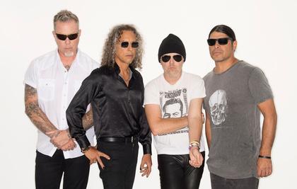 Einzelshow - Metallica-Konzert im April 2018 in der Olympiahalle in München (Update: ausverkauft!)