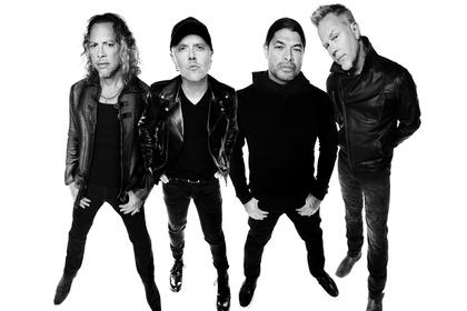 Bald ist es soweit - Metallica: Acht Deutschlandkonzerte von September 2017 bis April 2018