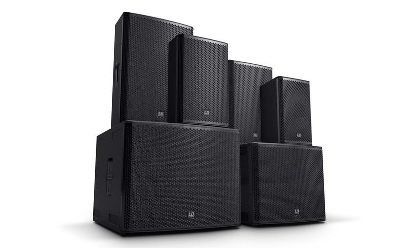 Ld Systems Stinger G3 High Performance Lautsprecherserie In Dritter