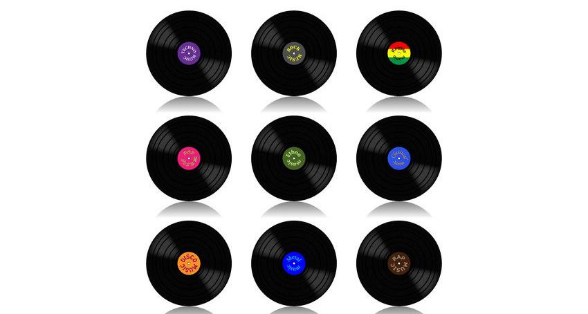 Das zeitlose Medienformat: Vinyl