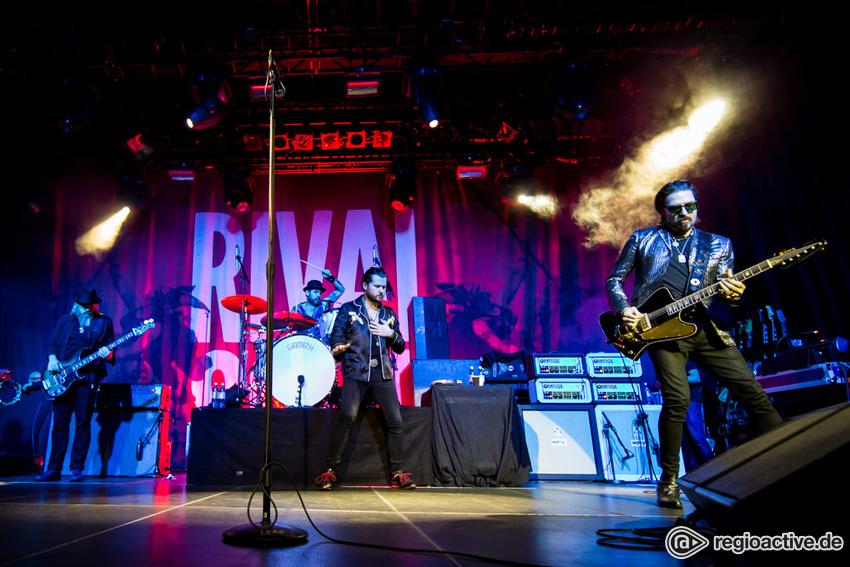 Rival Sons (live in Frankfurt, 2017)