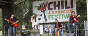 Spielt beim Chili & Barbecue Festival 2017 in Hannover