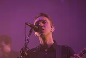 Das Trio: Fotos von The xx live in der Jahrhunderthalle Frankfurt