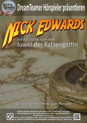 Nick Edwards Auf Der Suche Nach Dem Juwel Katzengttin
