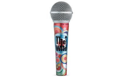 Versteigerungsaktion der Künstler-Edition des SM58 - Limitierte Shure SM58 50th Anniversary Edition in Zusammenarbeit mit Paul McCartney und The Who