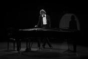 Radio Pollepopp! Fotos von Helge Schneider live in der Liederhalle Stuttgart